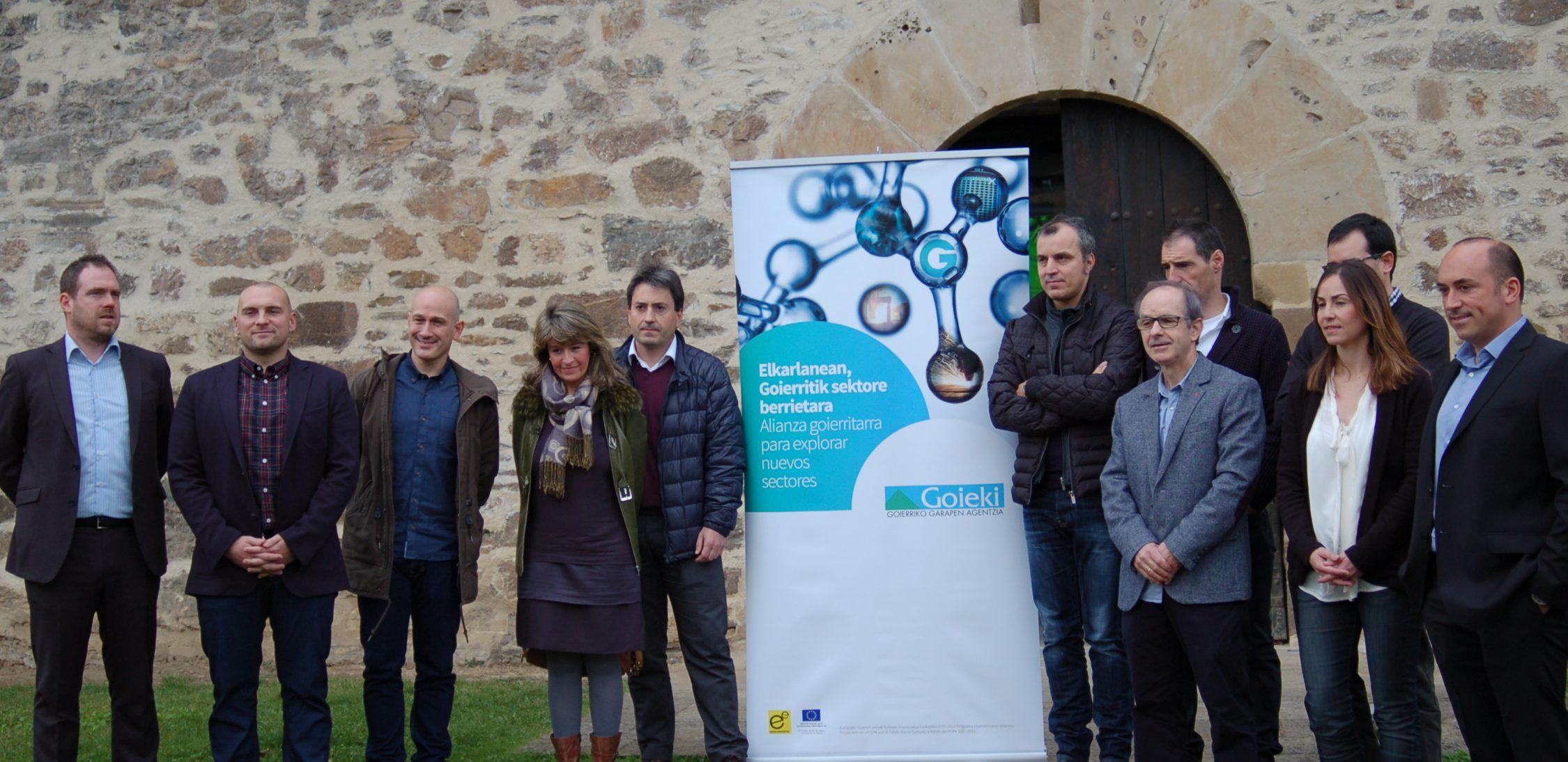 Goierri logra comunicar sus logros en el impulso de la colaboración entre empresas