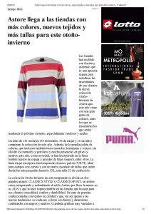 Astore llega a las tiendas con más colores nuevos tejidos y más tallas para este otoño-invierno - Tradesport_Página_1